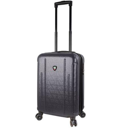 Mia Toro Utazó bőrönd M1239/3-S fekete