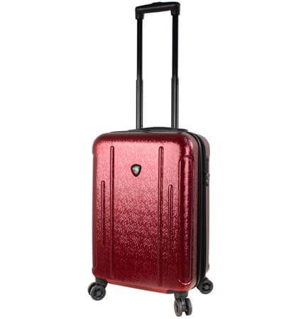 Mia Toro Utazó bőrönd M1239/3-S bordó