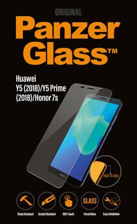 PanzerGlass Védőüveg a Huawei Y5 2018-hoz átlátszó 5305