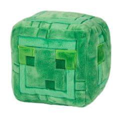 J!NX plišana igračka Minecraft Slime Plush, 24 cm