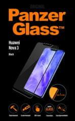 PanzerGlass Edge-to-Edge Huawei Nova 3 fekete 5318