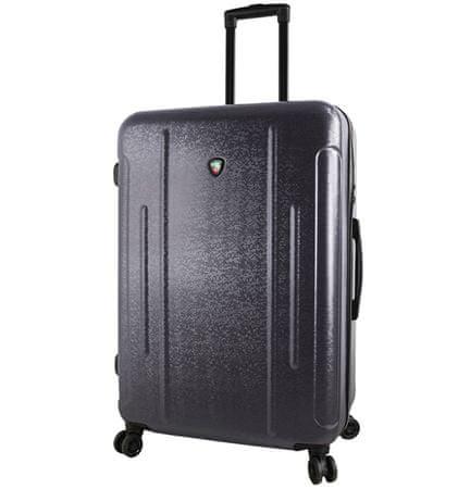Mia Toro potovalni kovček M1239/3-L, črn