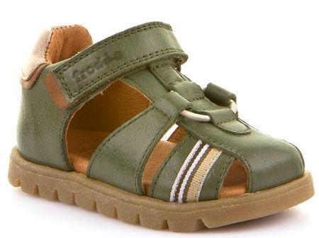 Froddo chlapecké sandály 20 zelená