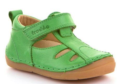 Froddo chlapecké sandály 19 zelená