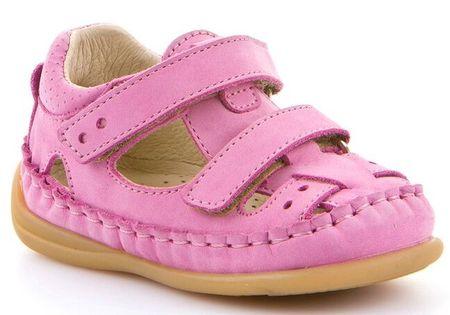 Froddo sandały dziewczęce 19 różowe