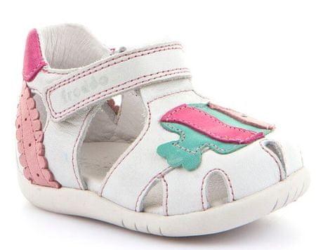 Froddo sandale za djevojčice, bijele, 20