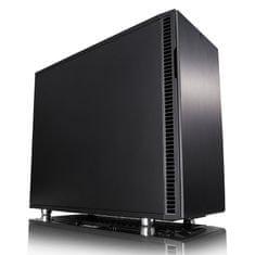 Fractal Design kućište MIDI T ATX W/O PSU DEFINE R6 USB-C BLACK, crno