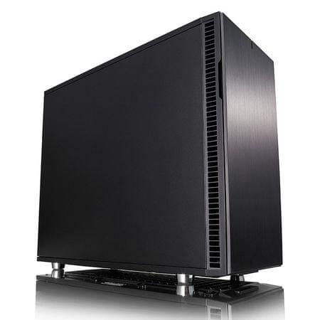 Fractal Design ohišje MIDI T ATX W/O PSU DEFINE R6 USB-C BLACK, črno