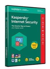 Kaspersky spletna zaščita Internet Security Multi-Device, licenca za 1 napravo, 1 leto