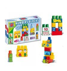 Aurora Kocke Maxi blocks šolsi set