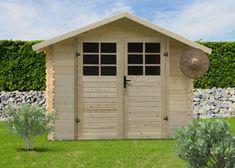 SOLID dřevěný domek SOLID PETR 344 x 205 cm