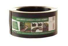 LanitPlast záhradný obrubník GARDEN EDGE HOBBY 10 m čierny