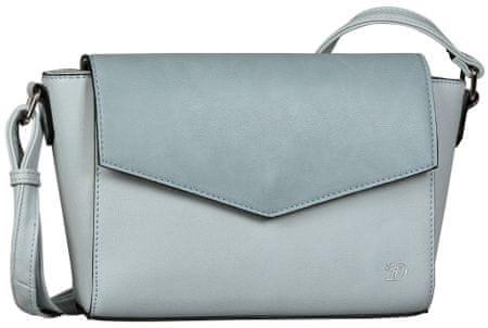 Tom Tailor ženska torbica Kendra, modra