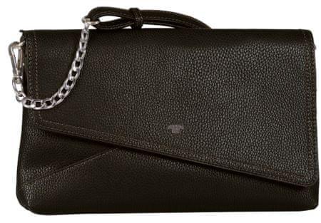 Tom Tailor ženska večerna torbica Chrissi, črna