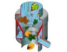 LanitPlast Sběrač dešťové vody RAINBOY s filtrem pro DN 105 hnědá barva
