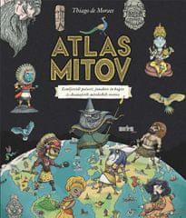 Thiago de Moraes: Atlas mitov