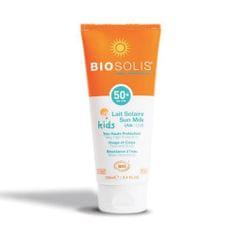 Biosolis Gyerek naptej SPF 50 (Sun Milk Kids) 100 ml