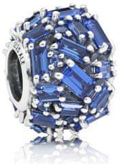 Pandora Błyszczące Srebrny koralik 797746NSBL srebro 925/1000