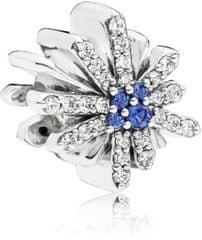 Pandora Bleščeče ognjemet iz srebrne perlice 797518NCB srebro 925/1000