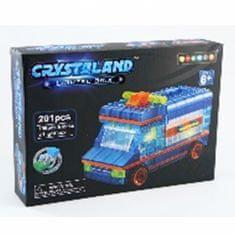 CrystaLand Crystal kocke rešilec