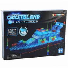 CrystaLand policijski čoln