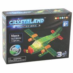 CrystaLand letalo 3 v 1