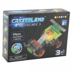 CrystaLand vozila 3 v 1