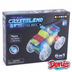 CrystaLand 6 v 1 džip