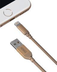 Yenkee przewód zasilający i synchronizacyjny YCU 611 GD USB/lightning 1 m 30015970