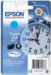 Epson 27, cyjan (C13T27024012)