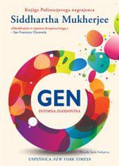 Siddhartha Mukherjee: GEN - intimna zgodovina