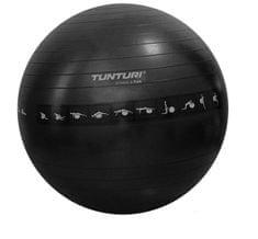Tunturi gimnastična žoga antiburst, 75 cm