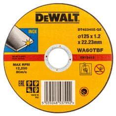 DeWalt daska za rezanje metala DT42340Z