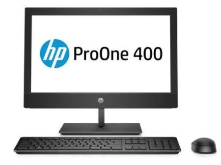 HP AiO računalnik ProOne 400 G4 i5-8500T/8GB/SSD256GB/20HD+/W10P (4NT80EA)