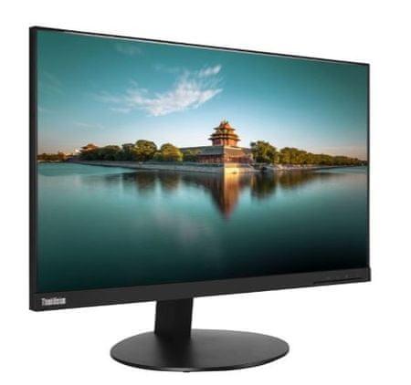 """Lenovo LED monitor ThinkVison T24i, IPS, FHD, 60,45 cm (23,8""""), črn"""