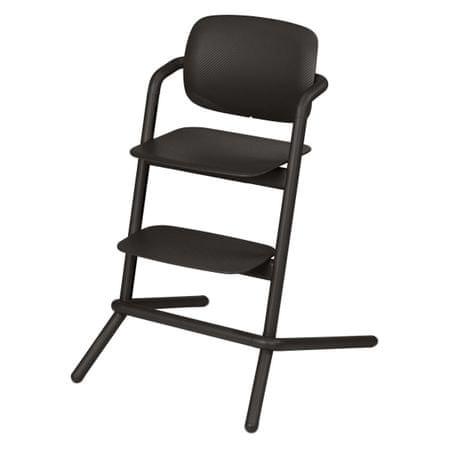 Cybex visoki stol za hranjenje Lemo, črn (731703)