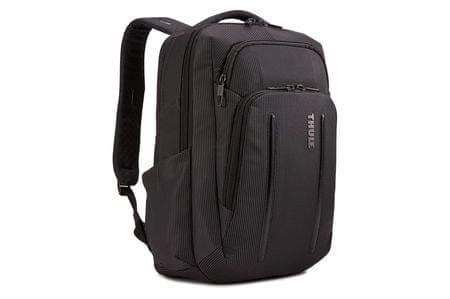 Thule nahrbtnik za prenosnik Crossover 2 Backpack, Black, 20 L, črn