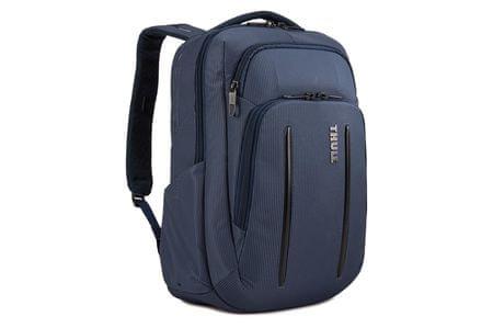 Thule nahrbtnik za prenosnik Crossover 2 Backpack, Dress Blue, 20 L, moder