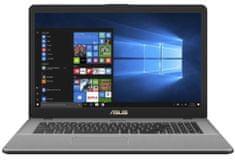Asus prijenosno računalo VivoBook X705UA-BX578T i3-8130U/4GB/SSD256GB/17,3HD+/W10H (90NB0EV1-M07270)