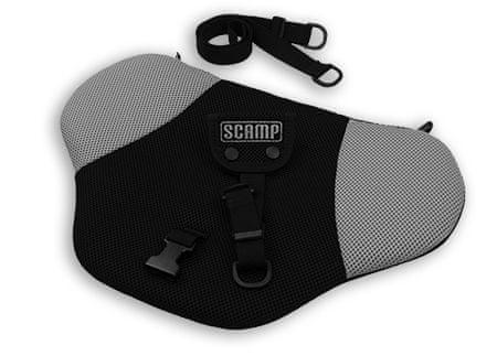 Scamp Comfort Isofix magzatvédő biztonsági öv kismamáknak, szürke