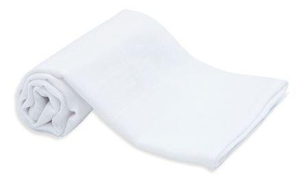 Scamp Látkové plienky 70x70 cm 10 ks, biele