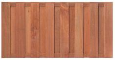 Vladeko Dělící stěna Amsterdam (tvrdé dřevo)