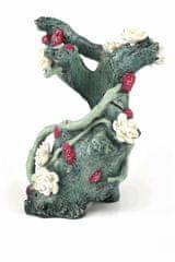 Oase Akváriová dekorácia biOrb Flower trunk ornament green