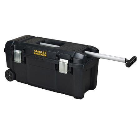 Stanley kovček Fatmax za orodje s kolesi in ročajem FMST1-75761