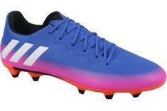 Adidas adidas Messi 16.3 FG BA9021 41 1/3 Niebieskie