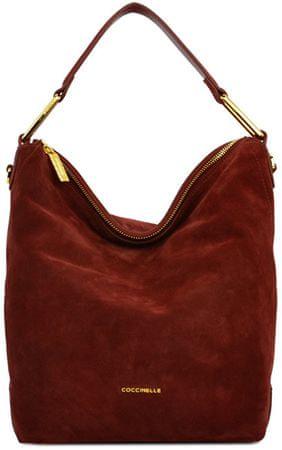 Coccinelle Luxus bőr táska Liya suede CD1130101R00