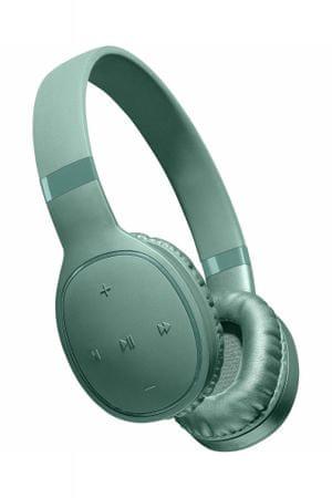 CellularLine bežične slušalice s mikrofonom BT Kosmos, zelene