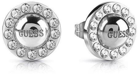 Guess Fülbevalók gyöngyökkel UBE28067 kristályokkal