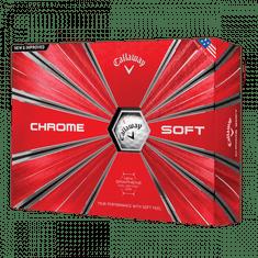 Callaway Chrome Soft Golf míčky