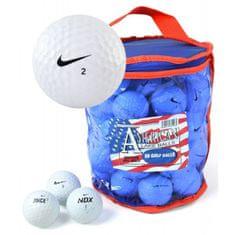 Second Chance American Lake míčky - Nike Grade A - 50 pcs